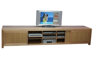 coastal design furniture - coastal tv unit