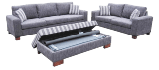 Coastal Design Furniture - Orlando Lounge