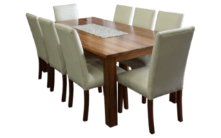 COASTAL DESIGN FURNITURE - blackwood dining
