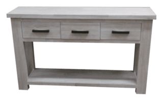 Coastal Design Furniture - Alaska Hall Table