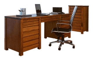 Coastal Design Furniture - Arron Computer Desk
