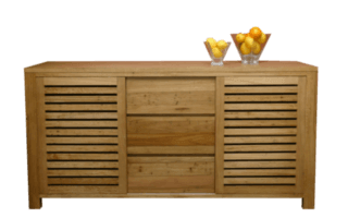 Coastal Design Furniture - Blackbutt Buffet
