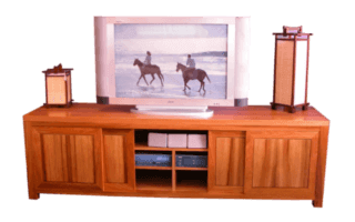 Coastal Design Furniture - Blackwood TV Unit