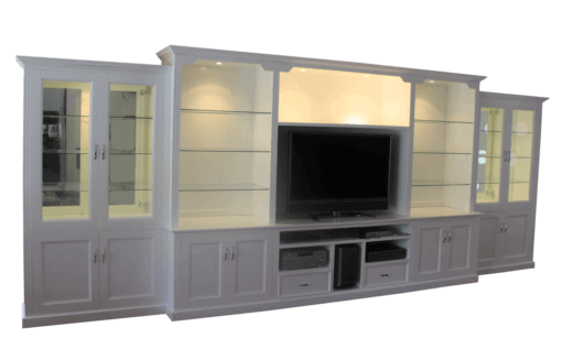 Coastal Design Furniture - COASTAL WALL UNIT
