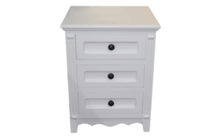 Coastal Design Furniture - Coastal Bedside Table