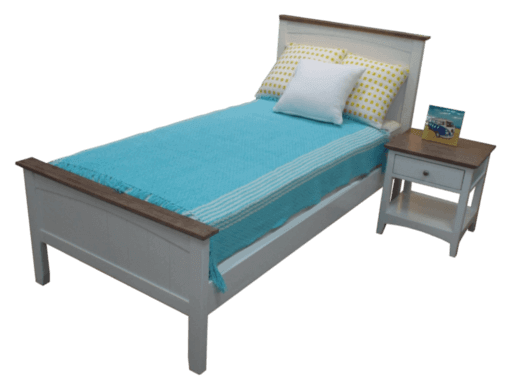Coastal Design Furniture - Coastal Single Bed