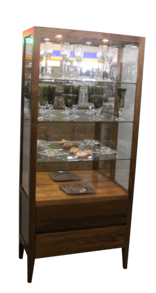 Coastal Design Furniture - Coco Display Unit