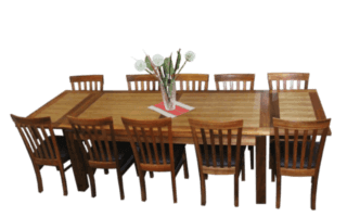 Coastal Design Furniture - Havana Dining Table