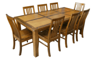 Coastal Design Furniture - JP Dining Table