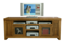 Coastal Design Furniture - Newline TV Unit - White wash finish