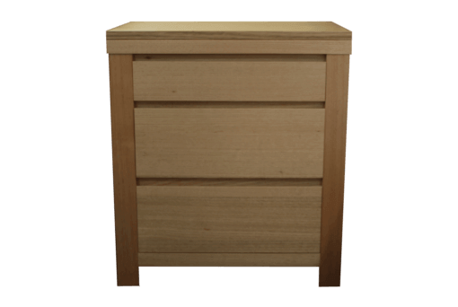 Coastal Design Furniture - Leo Bedside Table
