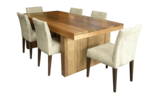Coastal Design Furniture - Leo Dining Set