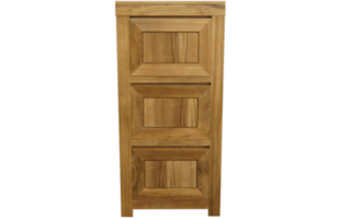 Coastal Design Furniture - Leo Filing Cabinet
