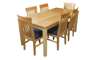 Coastal Design Furniture - Newland Dining Set