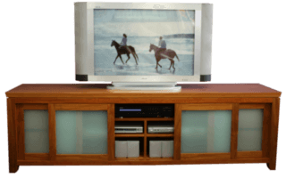 Coastal Design Furniture - ROSEWOOD TV UNIT