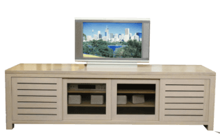 Coastal Design Furniture - Snowgum TV Unit