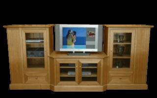 Coastal Design Furniture - TV WALL UNIT