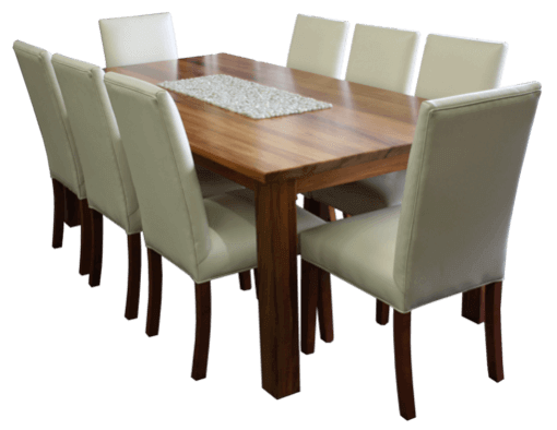 Coastal Design Furniture   Blackwood Dining Table
