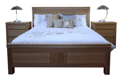 Coastal Design Furniture - leo queen bed