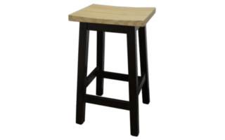 Coastal Design Furniture - Coastal Kitchen Stool