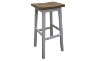 Coastal Design Furniture - Coastal Stool High